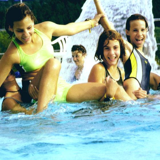 Ferienspaß im Sport- und Wellnessbad